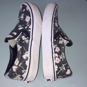 Vans Shoes - Kids Floral vans